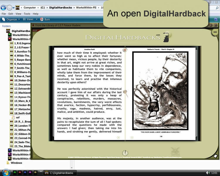 Windows - An Open Digital Hardback 2