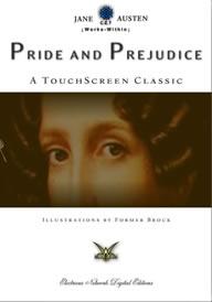 Digital Hardback - Pride and Prejudice