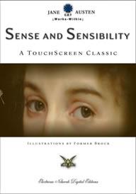 Digital Hardback - Sense and Sensibility