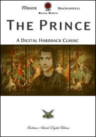 Digital Hardback - Machiavelli