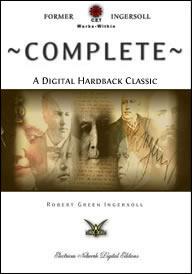 Digital Hardback - Ingersoll